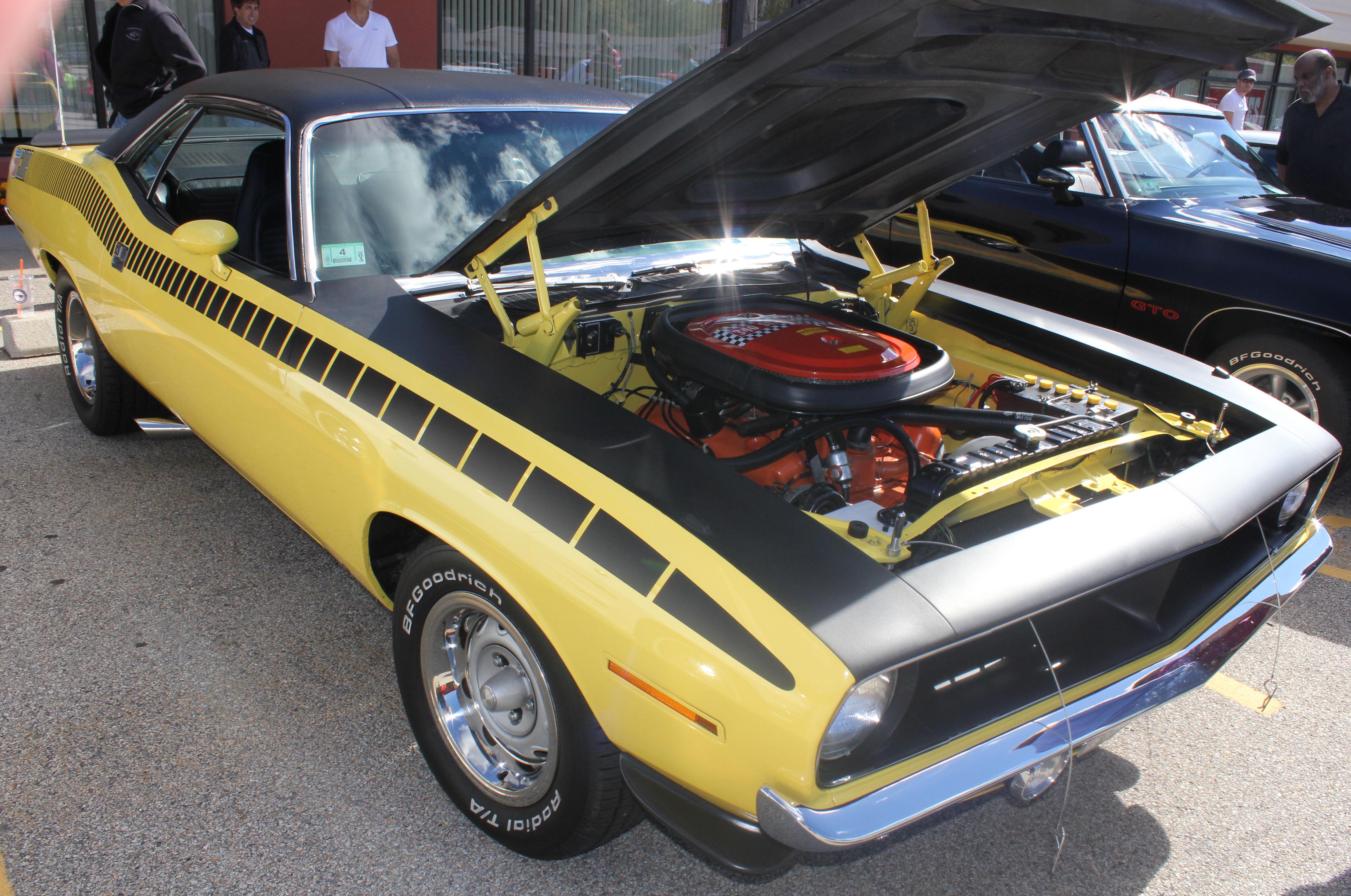 Northborough Applefest Classic Cars